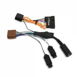 Bilde av ISO kabelsett DIN 8-pin og strømforsyning, 968 EQ
